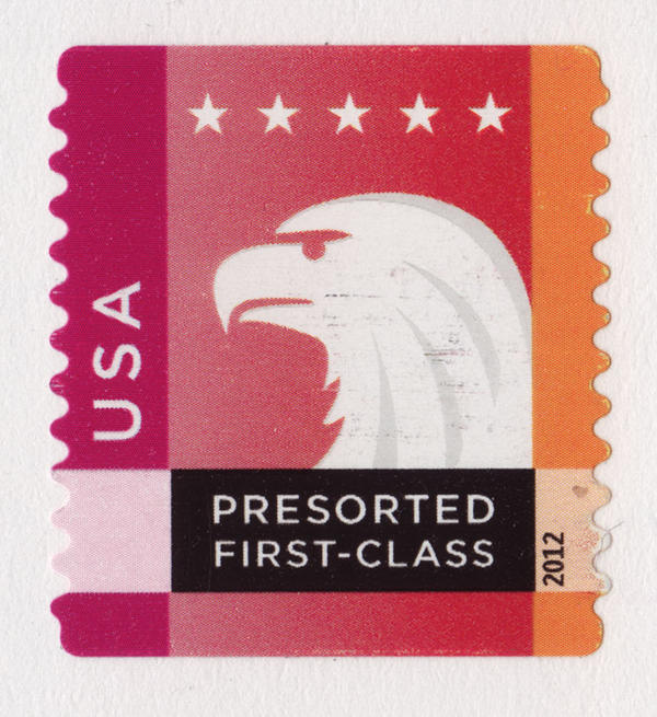 Gotham #stamp #first #gotham #usps #postage #hfj #presorted #eagle #class #h&fj #heofler