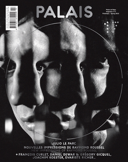 Palais (Paris, France) #design #graphic #cover #editorial #magazine