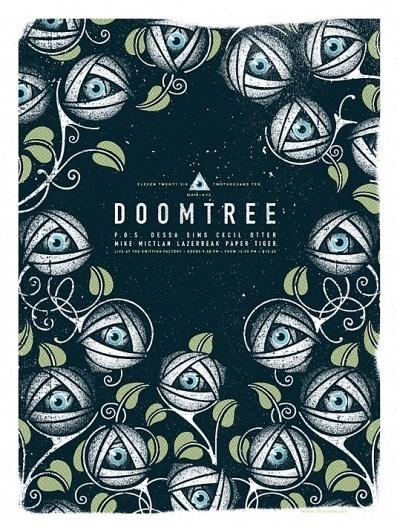 Doomtree — Two Arms Inc. #music #screenprint #poster