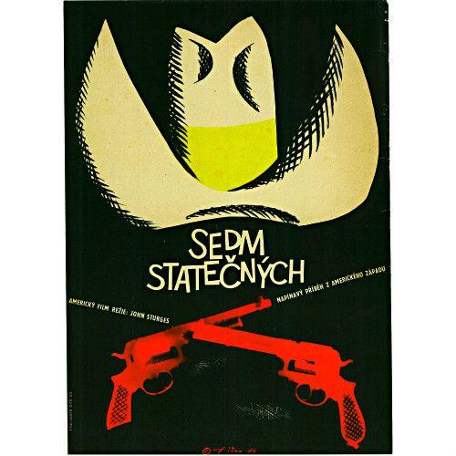 Magnificent-Seven-Czech-movie-poster.jpg 500×500 pixels