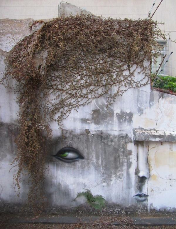 street-art-brazil-6 #painting #illustration #art #street