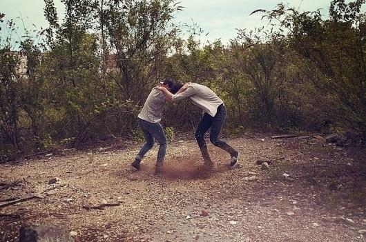 Photography by Yougo Jeberg   Art Sponge #youth #jeberg #photography #portrait #fighting #yougo #fun