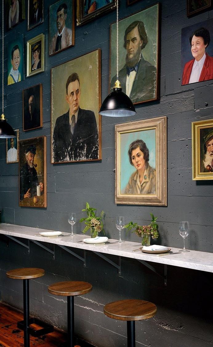 Del Popolo Restaurant by Jessica Helgerson Interior Design 3