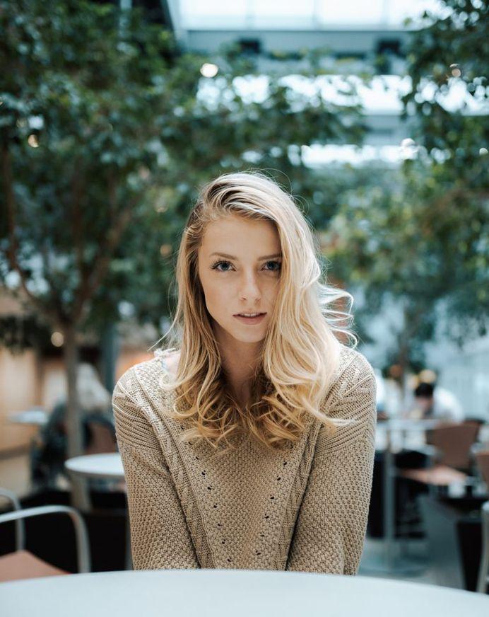 Gorgeous Female Portrait Photography by Matt Marcheski