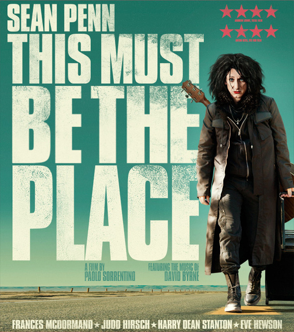 This Must Be The Place #movie #poster