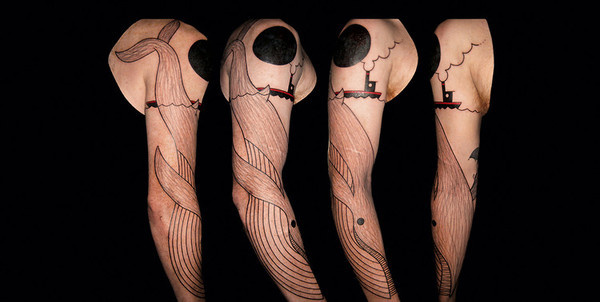 1 | 9 Artists Who Stretch The Rules Of Tattoo Design | Co.Design: business + innovation + design