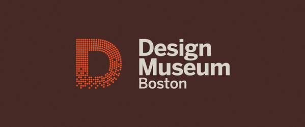 Design Museum Boston on Branding Served #logo #museum