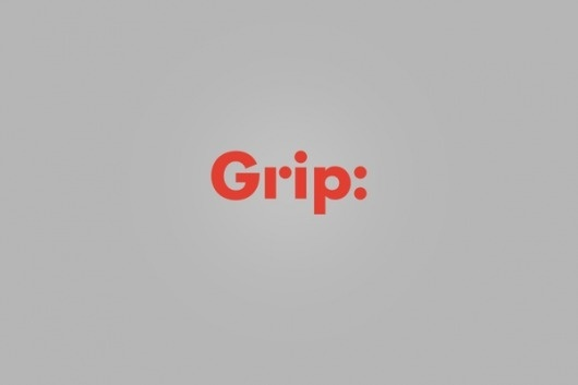 Grip: kultur on Branding Served #logo #identity