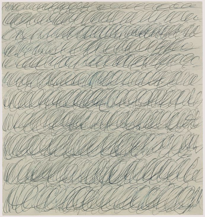 Cy Twombly | Untitled | Art Basel