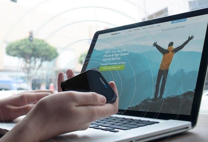 Get 100% Free Internet w/ FreedomPop's Nationwide Hotspot #tech #flow #gadget #gift #ideas #cool