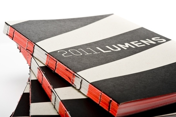 2011 Lumens Catalogue on the Behance Network #print #design #magazine