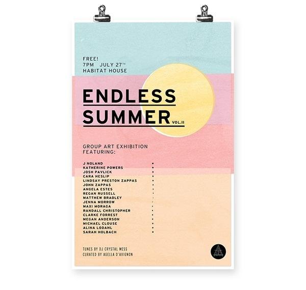 Endless Summer II #poster