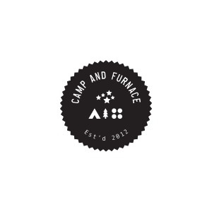 Camp and Furnace #logo #smilingwolf