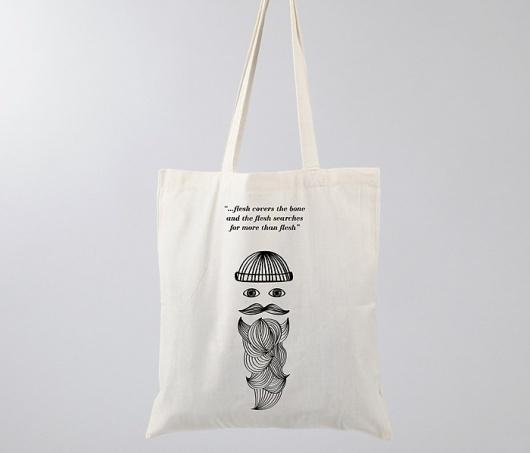 Gohar Avagyan – graphic designer #bag #tote #illustration