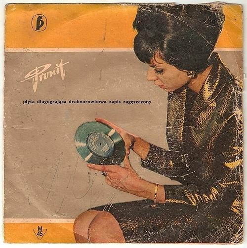 """Okładki 7"""" płyt winylowych   PanTuNieStał #cover #single #vinyl"""