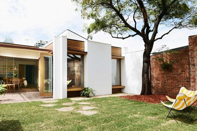 simple can be better: Harold Street House