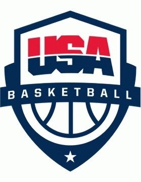 USA Hoops' New Looks - Brand New #usa #logo #badge #basketball