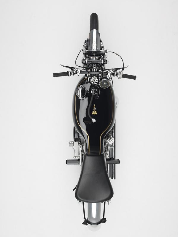 TODD MCLELLAN MOTION/STILLS INC • Classic Motorcycles #classic #black #bike #bobber #motorcycle