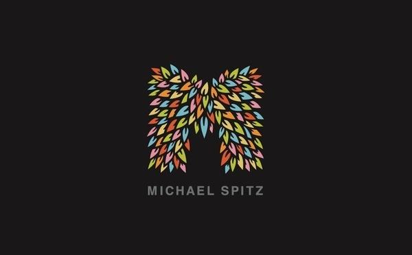 Michael Spitz logo design #logo #design