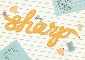 yay!everyday #vector #typography