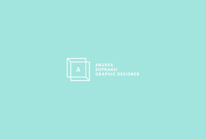 Andrea Sopranzi by Andrea Sopranzi #logo #logotype #mark #typography