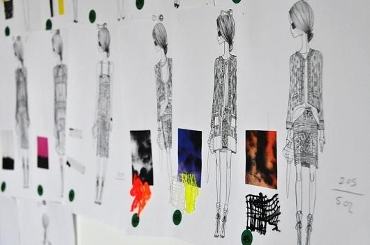 JAK & JIL BLOG #fashion #schouler #illustration #proenza