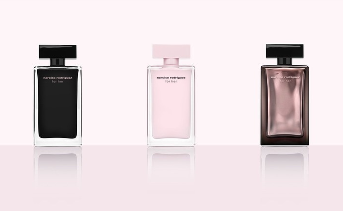 Narciso Rodriquez Collection #packaging #parfum #cosmetic