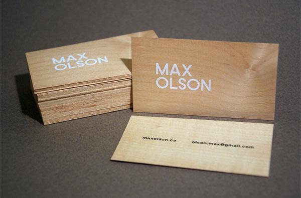 Best business cards silkscreen card wood images on designspiration business cards silkscreen business card wood veneer cards colourmoves