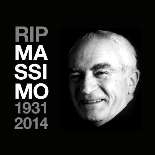 Massimo Vignelli, 1931-2014 #massimo #rip #vignelli