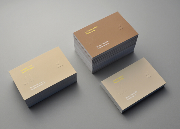 Ensign #creative #business #card #design #brand #deboss #identity #logo