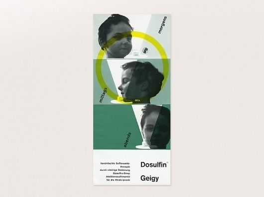 Display | Dosulfin Geigy | Collection #swiss #geigy #design #graphic #typography