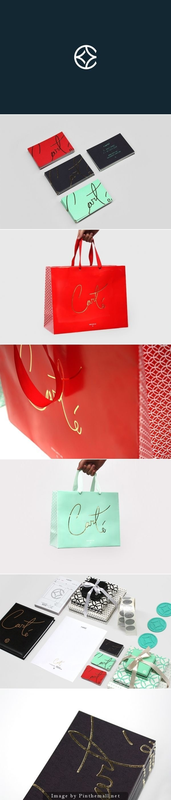 Carté #brand #identity