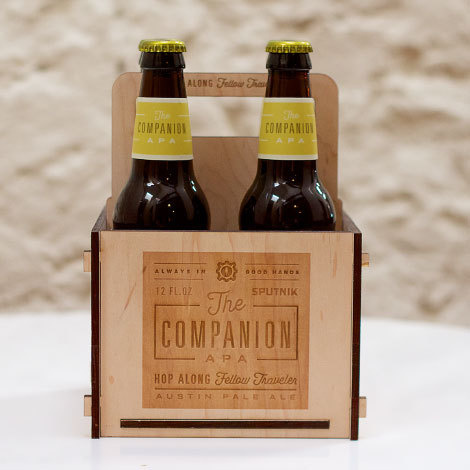 The Companion APA #packaging #beer #bottle