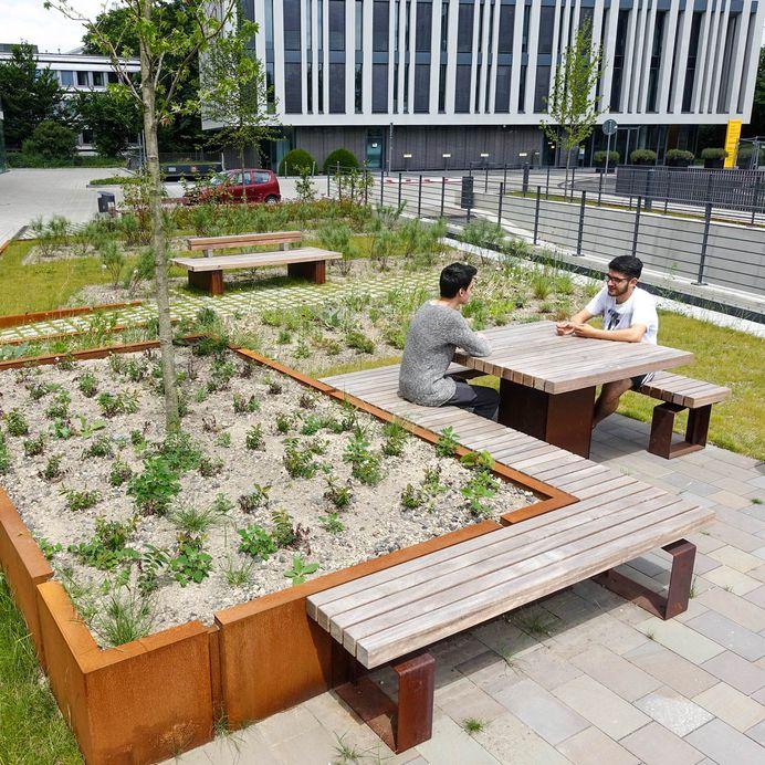 Solid Meet&Work System « Landscape Architecture Works | Landezine