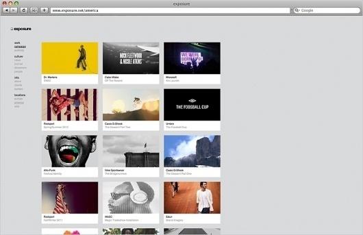 Butter #design #website #grid #gray #layout #web #grey