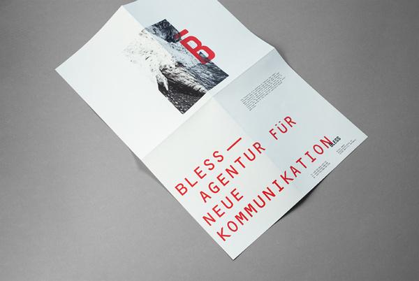 bless — identity - Astronaut #design #minimal #poster
