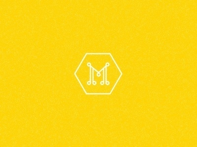Dribbble - Miel. by Jorge Martinez #logo #logotype #typography