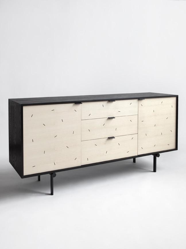 Moving Mountains - Confetti Credenza #design #furniture