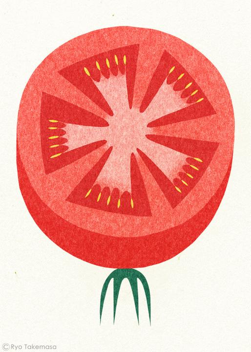 武政 諒 illustration