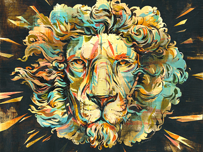 Oakley_lion_2 #lion #color #king