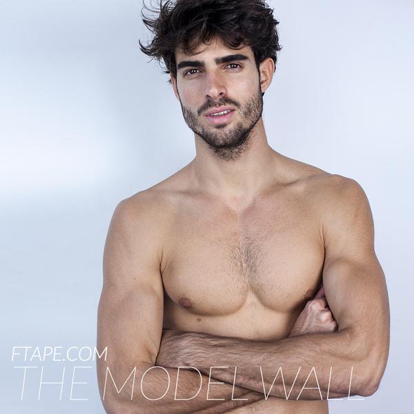 Juan Betancourt The Model Wall FTAPE #model #male #man