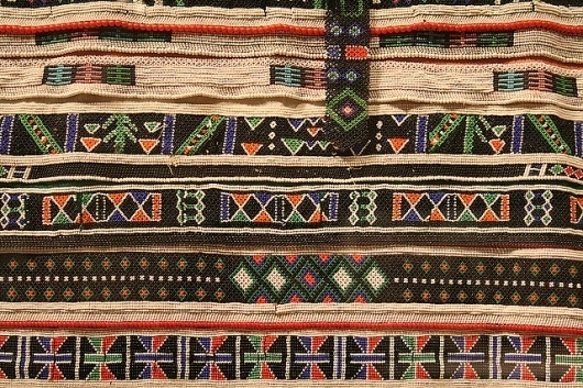 African Textile Pattern | Flickr - Photo Sharing! #pattern #african #textile #art