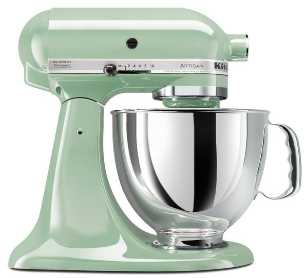 KitchenAid Artisan Series 5 Quart Mixer #kitchenaid