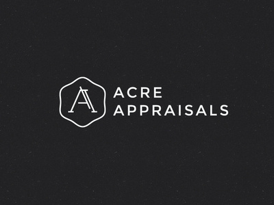 Acre Appraisals #logo #identity