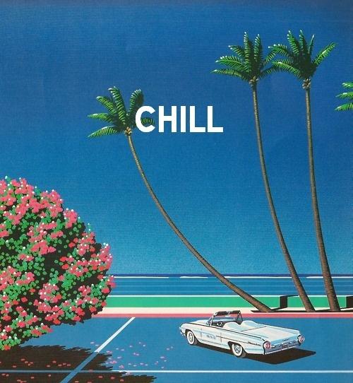 ホテル つぶれ屋 #painting #chill #poster