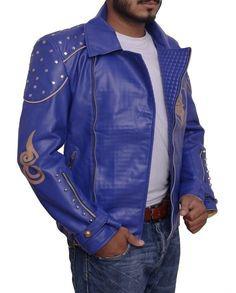 Mitchell Hope Descendants 2 Blue Jacket