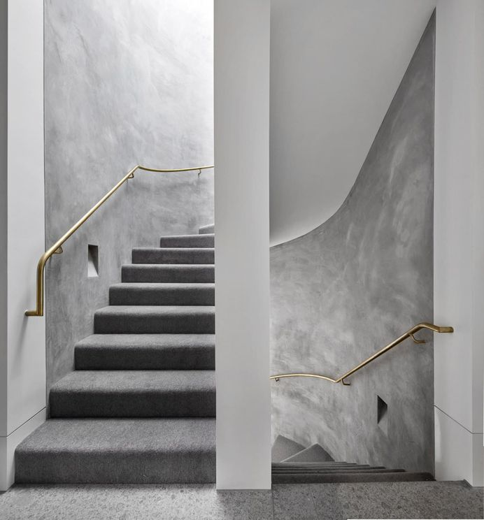 Armadale Residence – Minimalissimo #minimalism #minimal #architecture #concrete #stairs