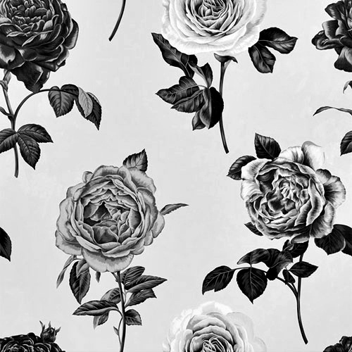 coqueterías #pattern #floral #roses