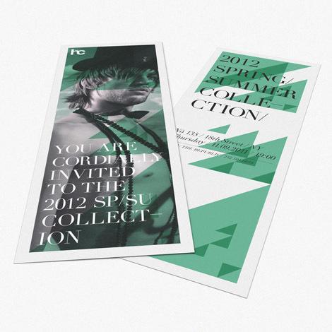 Ryan Atkinson #brochure #triangles