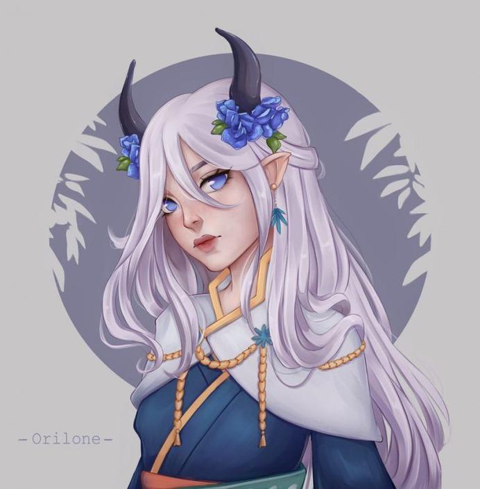 Fleur by Orilone